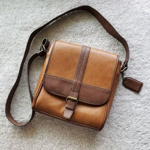 Aldo Brown Satchel Purse